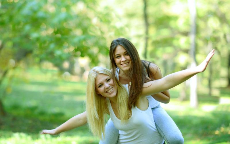 M-kop til unge kvinder